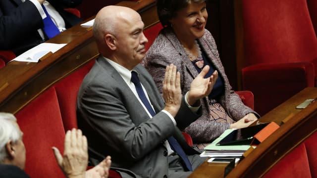 Le député LR des Côtes-d'Armor Marc Le Fur