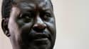 Le Premier ministre kényan, Raila Odinga, a mis fin mercredi à la mission de médiation de l'Union africaine en Côte d'Ivoire et annoncé l'échec des négociations pour résoudre la crise née de l'élection présidentielle du 28 novembre. /Photo prise le 19 jan