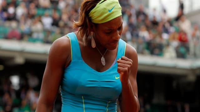 Serena Williams fait enfin son retour sur le circuit.