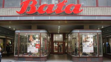 Bata a été frappé de plein fouet par la crise de 2008 en France.