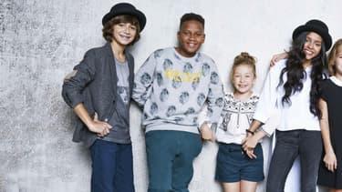 Kids United, ce sont avant tout cinq voix d'anges assorties de frimousses de catalogue.