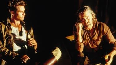 """Val Kilmer et Michael Doulas dans """"L'ombre et la proie"""""""