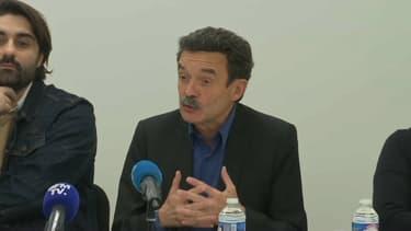 Edwy Plenel, le directeur de Mediapart.