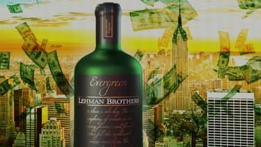 James Green a lancé une gamme de whisky au nom original.