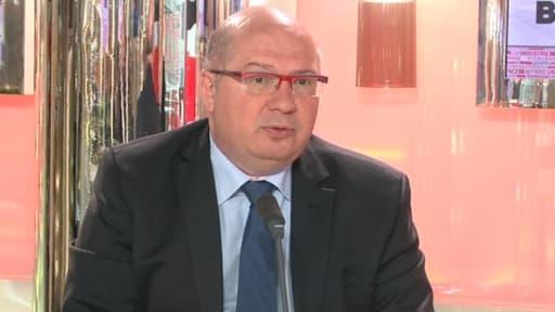 François Brottes sur BFM Business ce jeudi 18 avril