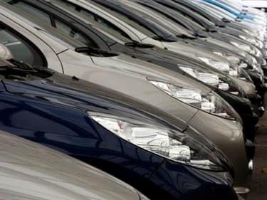 es immatriculations de voitures neuves en France ont progressé de 1,9% en avril sur un an pour s'établir à 190.986 unités, annonce le Comité des constructeurs français d'automobiles (CCFA), ce qui marque un ralentissement imputable à la baisse de l'effet