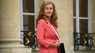 La ministre de la Justice Nicole Belloubet