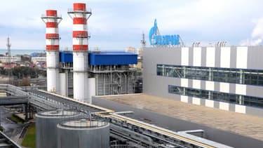 Le gaz russe représente 25% des besoins de l'Union européenne.