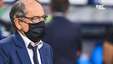 FFF : Le Graët voudrait 24000 spectateurs pour France - Ukraine prévu... dans un mois