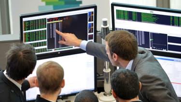 Les investisseurs ont fait montre de sang froid