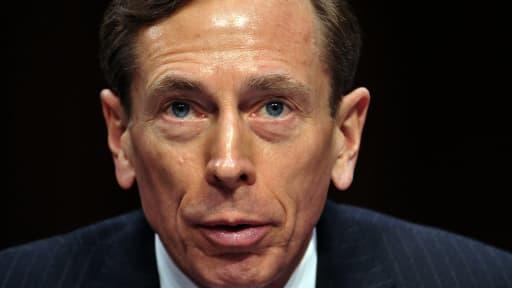 David Petraeus, le directeur de la CIA.