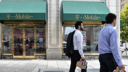 Les offres sur T-Mobile ne satisfont pas Deutsche Telekom.