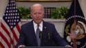 Le président américain Joe Biden ce mardi.