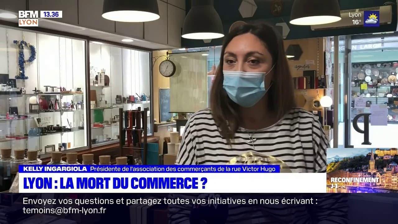 """Reconfinement: ces commerçants Lyonnais prédisent une """"catastrophe"""""""