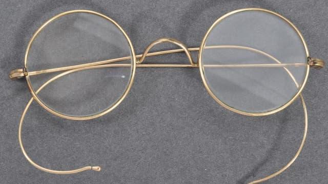 Cette paire de lunettes était estimée entre 11.000 et 17.000 euros.