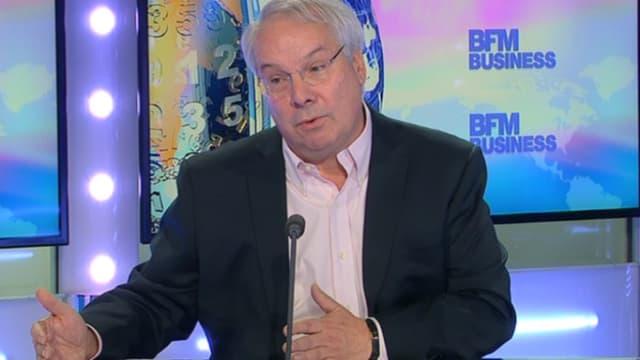 Marc Rochet, PDG d'Air Caraïbes, était l'invité de BFM Business vendredi.