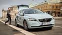 Avec la start-up Urb-It, Volvo lance un service de livraisons itinérantes.