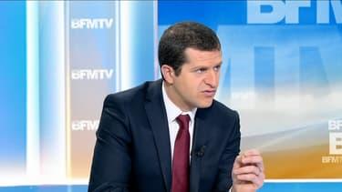 Gaël Sliman, président de l'institut de sondages Odoxa