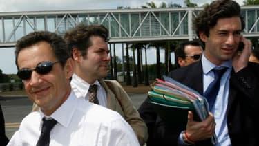 Laurent Solly, qui va prendre la tête de Facebook France, est l'ancien chef de cabinet de Nicolas Sarkozy.