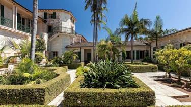 Une magnifique villa
