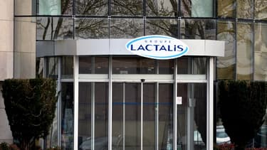 Une plainte déposée contre Lactalis et l'État