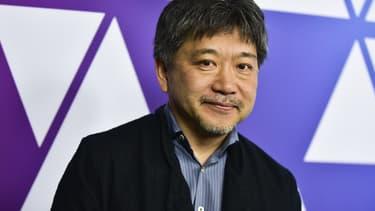 Hirokazu Kore-Eda, le 21 février 2019 à Los Angeles