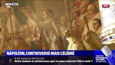 Napoléon, controversé mais célébré - 08/05