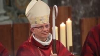 Mgr Olivier Leborgne, nouvel évêque d'Arras