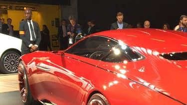 Maybach, Renault, Citroën ont dévoilé des concepts aux lignes plus racées les uns que les autres.
