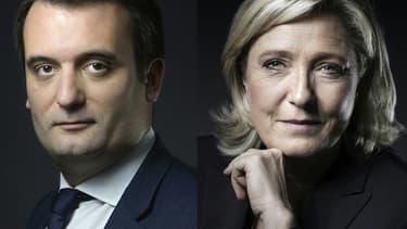Le divorce est consommé entre Florian Philippot et Marine Le Pen.
