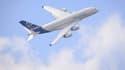 Airbus doit notamment encore convertir en commandes fermes des intentions d'achats issues de Farnborough