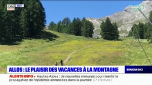 Val d'Allos: une saison estivale idéale à la montagne
