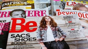 Les dix magazines mis en vente par Lagardère Active suscitent l'appétit.