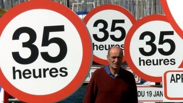 52% des Français souhaitent rester aux 35 heures.