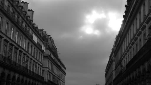 A Paris, les prix moyens des loyers ont baissé de 1,3% depuis le début de l'année.
