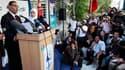 Abdelhamid Jlazzi, responsable de la campagne du parti islamiste Ennahda, évoque les résultats des élections constituantes de dimanche en Tunisie. Sa formation, qui revendique la victoire, s'est dit prête à former une alliance avec deux partis laïcs, le C