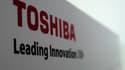 Toshiba est dans la tourmente.