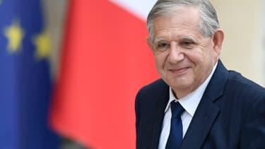 Jacques Mézard est le nouveau ministre de l'Agriculture.