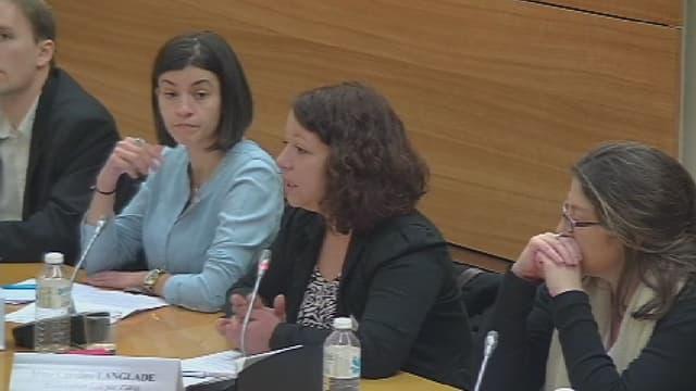 Camille Langlade a raconté son échange avec la police le 13 novembre depuis le Bataclan.