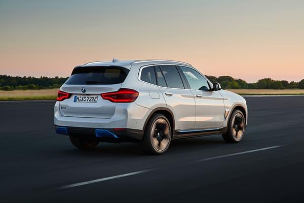 Le SUV 100% électrique de BMW.