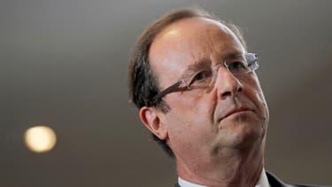 François Hollande est inquiet de la situation en Egypte.