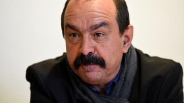 Philippe Martinez, secrétaire général de la CGT.