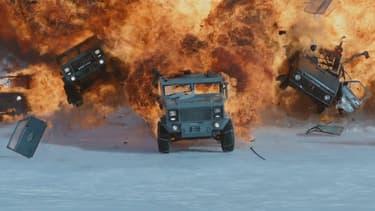 """""""Fast and Furious 8"""" sort sur les écrans le 12 avril 2017"""