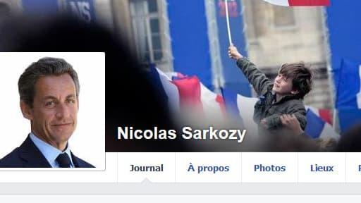 Il s'agit de la première réaction publique de Nicolas Sarkozy depuis l'annonce de sa mise en examen.