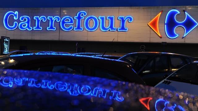 Carrefour a vu son bénéfice net chuter de 24%