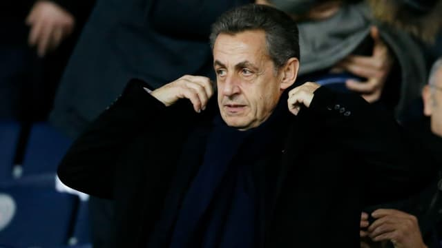 Nicolas Sarkozy sera l'invité de TF1 ce jeudi soir.