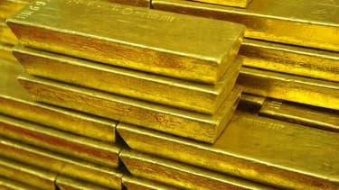 Les Banques centrales ont acheté 461 tonnes d'or au niveau mondial l'année dernière, donc quasiment 150 tonnes pour la seule Russie.