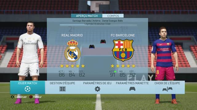 Ronaldo-Jordi Alba, le match est lancé