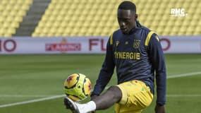 """FC Nantes : Augustin souffre d'un """"covid long"""""""