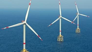 En 2014, les parcs éoliens offshores européens ont produit 10.393 mégawatts-heure.